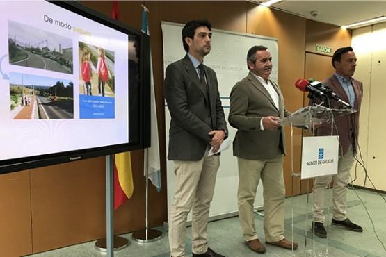 Presentación do Plan de sendas de Galicia