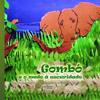 A biblioteca A Fundación acolle a presentación do primeiro álbum ilustrado da colección Gombó, da autoría de Ánxela Gracián