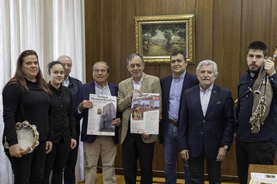 """A XXXII """"Xuntanza Internacional de Gaiteiros"""" reunirá a músicos de Galicia e de países como Irán, Armenia, Italia, Alemaña e Portugal"""