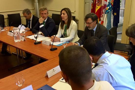 Galicia, Norte de Portugal e Castela e León elaborarán un plan territorial de emerxencias transfronteirizas