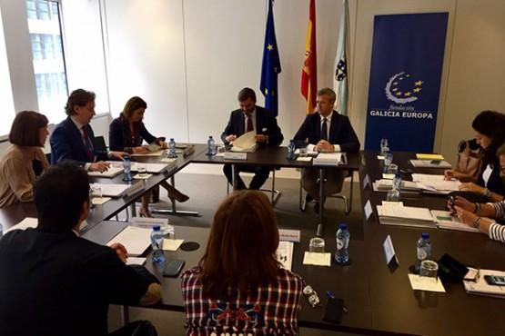 A Fundación Galicia Europa priorizará a definición e xestión das consecuencias do Brexit en Galicia
