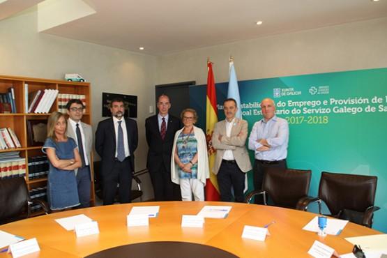 Xunta e Cruz Vermella asinan un convenio de colaboración para un programa de prevención e promoción da saúde en persoas maiores