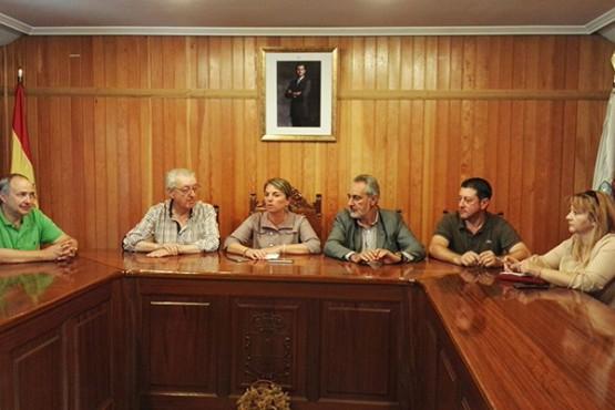 Cores Tourís na presentación do novo obradoiro en Moraña