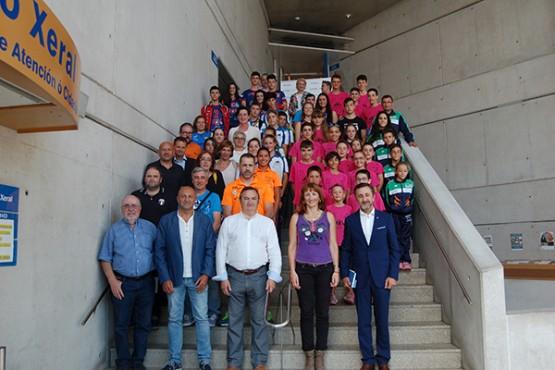 O tecido asociativo posibilita a sinatura dos 166 convenios de patrocinio dos equipos de alta competición de Galicia