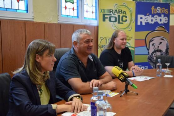 Deputación de Lugo e Concello de Rábade organizan o XXIII Rabafolc coa previsión de 2.000 asistentes