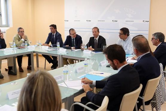 Reunión do comité organizador da II Feira da Enerxía