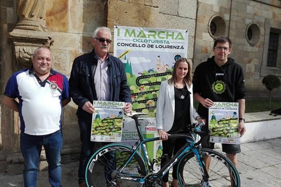 A 1ª Marcha Cicloturista de Lourenzá contará cun percorrido de 79 quilómetros
