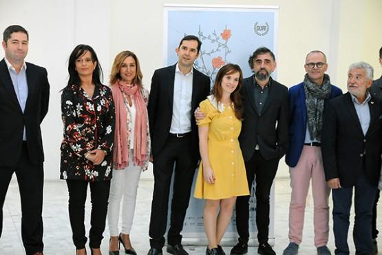 Presentación do 22 Festival de Cine Internacional de Ourense