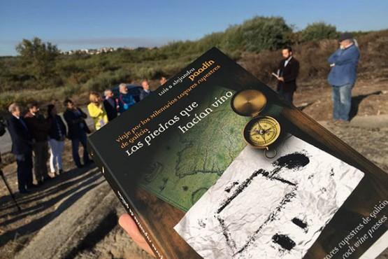 """Presentación do libro """"As pedras que facían viño"""""""