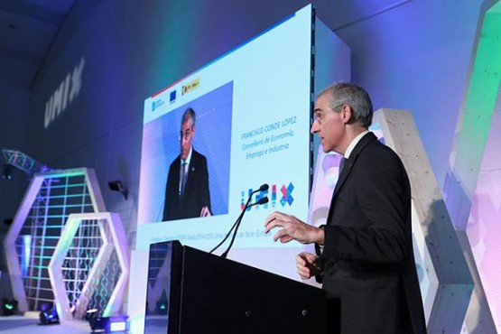 Francisco Conde no encontro UMIX, Mesturas gañadoras