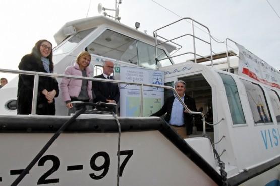 Os minicruceiros polas rías galegas pechan tempada cun 65% de ocupación