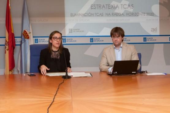 A Xunta executará 40 actuacións en 90 km de estradas autonómicas cun investimento de 12,3 millóns de euros