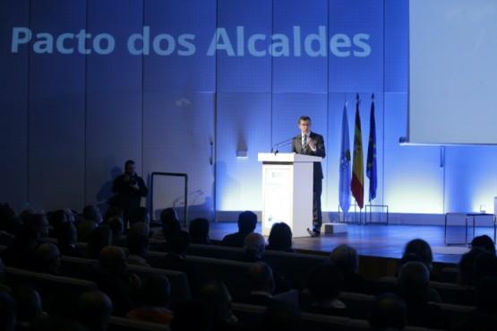 Intervención do presidente galego na xornada