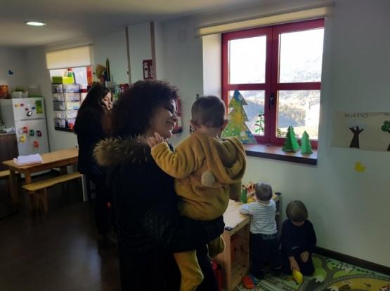 A Xunta aposta polas casas niño para a conciliación no rural galego e a dinamización da economía local