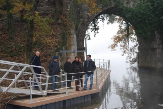 Turismo de Galicia inviste 74.000 euros nunha actuación para unir os principais focos turísticos de Cenlle