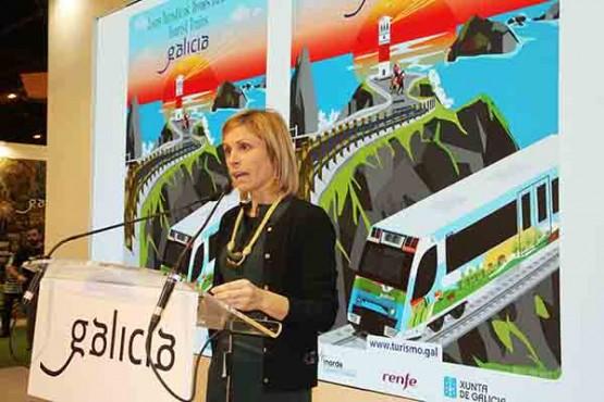 Os 'Trens Turísticos de Galicia' estrearán en 2018 a Ruta dos Mosteiros e a ruta da Ribeira Sacra do Miño