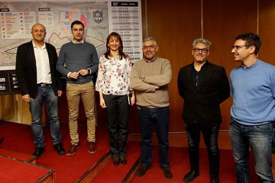 "Marta Míguez presenta o II Cross Ponte Romana de Lugo como un evento cuxo éxito ""transcende o ámbito local, provincial, autonómico e incluso nacional"""