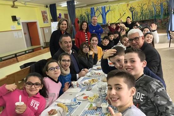 Almorzos saudables en Vilalba