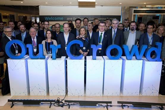 Galicia busca investimentos cara ao seu ecosistema de emprendemento innovador no principal foro mundial do sector