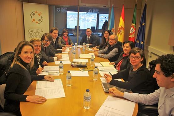 Gamallo participa na reunión do Consello da Eurorrexión que centra o programa de traballo para este ano no reforzo da cooperación transfronteiriza