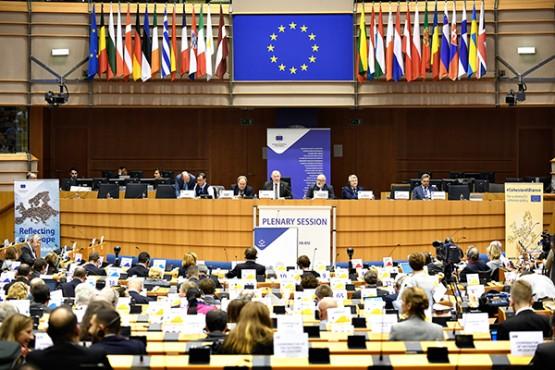 A Xunta destaca a cooperación transfronteiriza como peza clave da integración europea