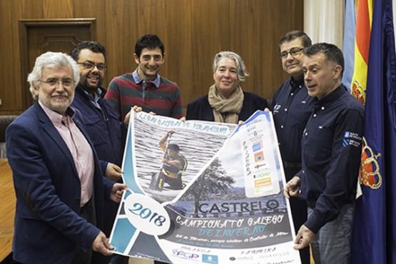 Máis de 500 deportistas participarán no Campionato Galego de Piragüismo en Castrelo de Miño