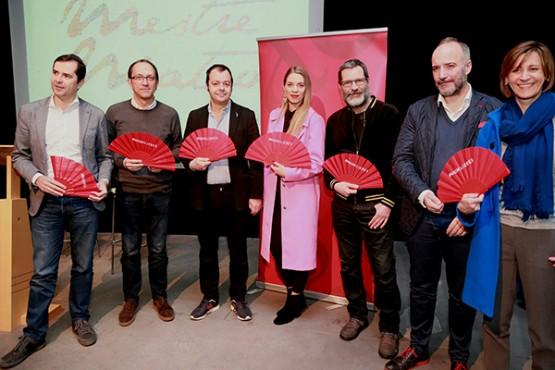Presentación das candidaturas para os premios Mestre Mateo