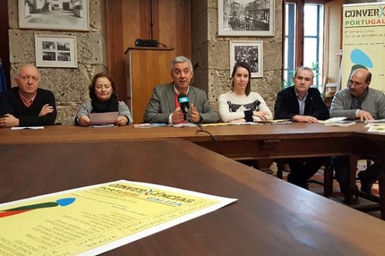 Presentación da semana Convergência Portugal-Galiza
