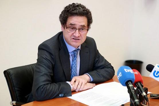 Rolda de prensa de Tomás Fernández-Couto