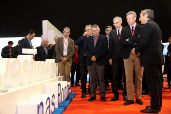 Inauguración da II Feira da Enerxía de Galicia