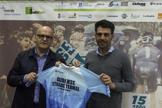 Presentación da Ourense Strade Termal