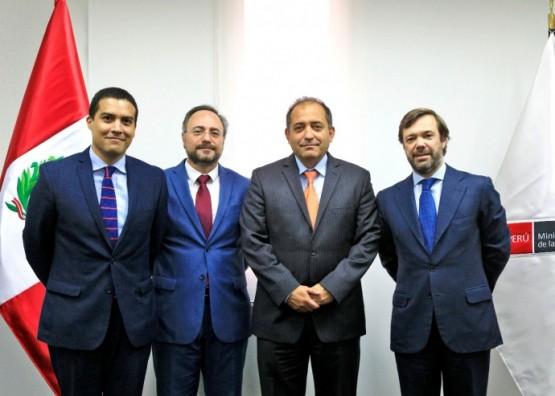 A Xunta apoia ao sector naval galego na procura de novas vías de negocio en Perú