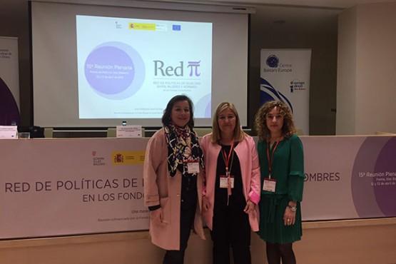 A Xunta participa no 15º plenario da Rede de políticas de igualdade nos fondos europeos