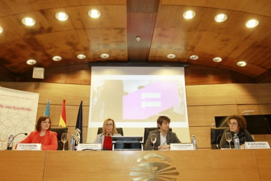 López Abella no encontro das unidades de igualdade