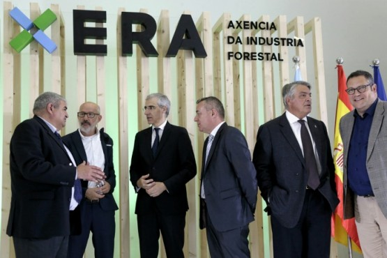 Francisco Conde na clausura da xornada Xerando valor na bioeconomía forestal