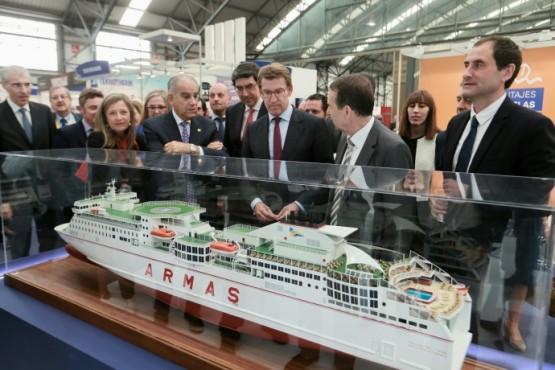 Navalia érguese como a testemuña do rexurdir do sector naval galego que afronta a súa recuperación con innovación, experiencia e calidade