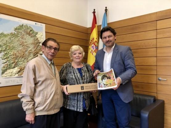 Miranda agradece o labor das entidades galegas no exterior