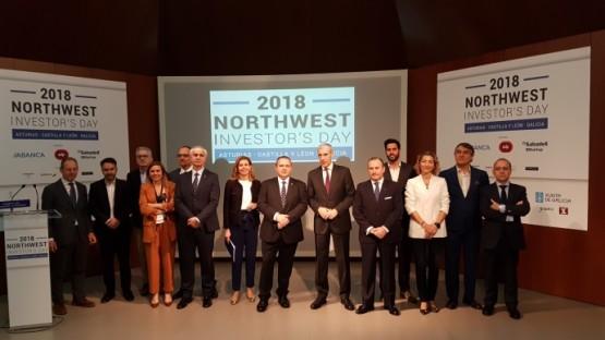 """Francisco Conde: """"a alianza con Castela e León e Asturias é clave para consolidar o noroeste peninsular como un polo de emprendemento e innovación"""""""