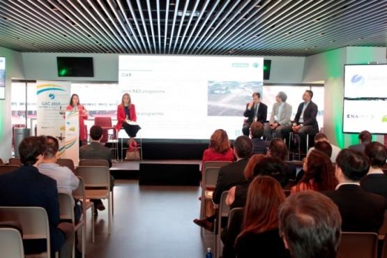 A Xunta presenta a iniciativa para a xestión e o control do tráfico aéreo compartido ante os principais expertos do mundo nesta materia