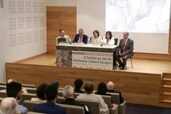 Expertos de todo o mundo participan no XI Curso Leccións Xacobeas Internacionais co apoio de Turismo de Galicia