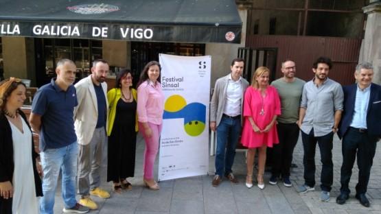 A Xunta apoia o festival Sinsal na Illa de San Simón cunha subvención da Agadic e a través da Marca Fest Galicia