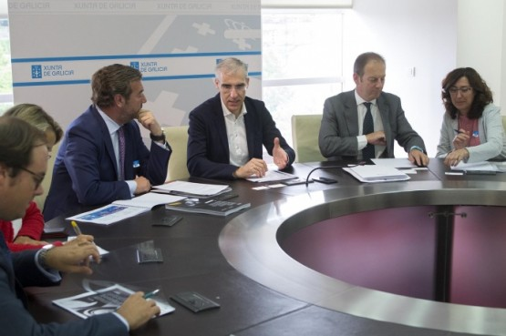 Francisco Conde ratifica a aposta pola automoción co impulso da formación especializada e a innovación para incrementar a súa competitividade