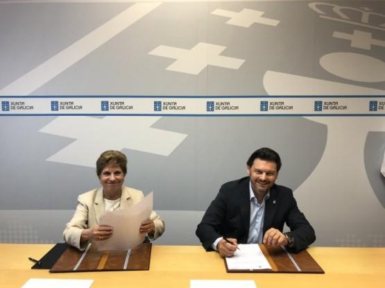 Miranda sinala os coidados básicos dos maiores galegos sen recursos residentes no exterior entre as prioridades da Xunta
