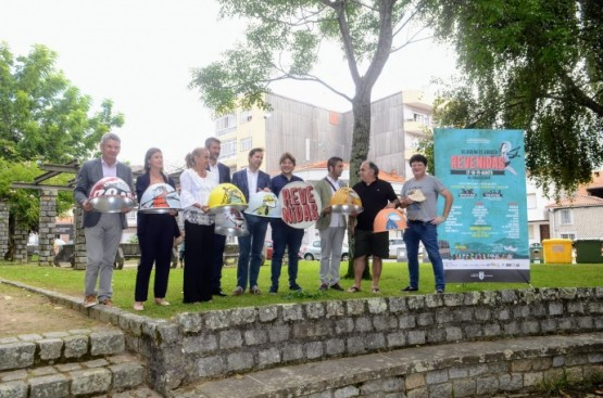 Vilaxoán prepárase para a 15ª edición do Festival Revenidas