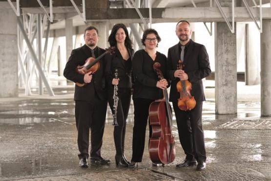 O M.Sancho Quartet leva á casa grande de Trasalba a música de cámara, dentro do ciclo Espazos Sonoros 2018