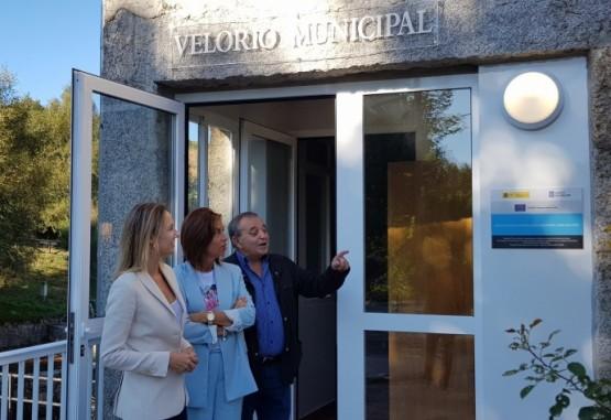 A Xunta achega 40.000 euros ao concello de Chandrexa de Queixa para a rehabilitación da antiga escola de Rabal