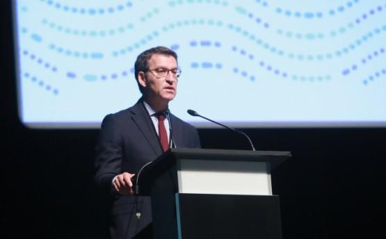 Feijóo aposta por impulsar unha estratexia integrada para o Atlántico