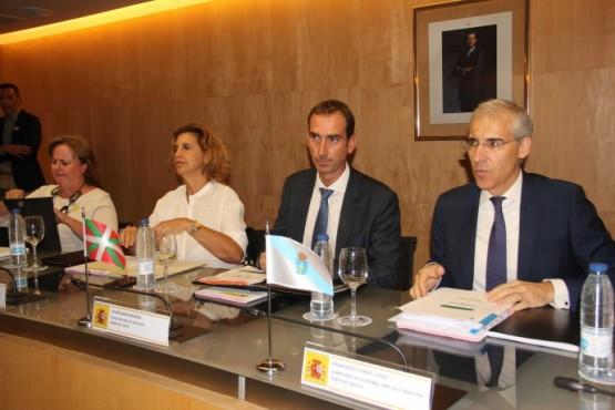 Galicia defende un reparto equitativo dos fondos do estado para a modernización da industria