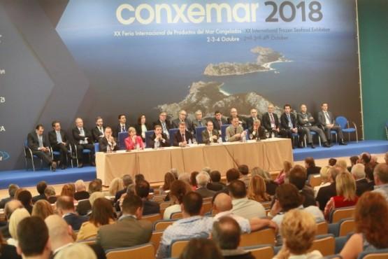Feijóo renova o compromiso con Conxemar que converte Vigo na capital europea da industria pesqueira