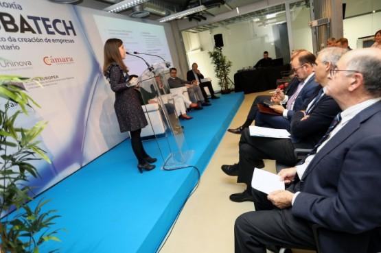 A primeira incubadora biotecnolóxica de Galicia contribuirá ao impulso de 40 novas bioempresas
